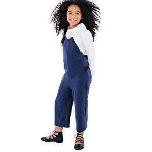 San Edelman Felicia Stella Girl Lace up Flats